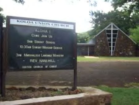 Kōloa Union Church
