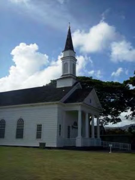 The Church at Kōloa